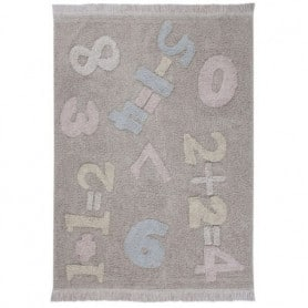 Tapis Baby Numbers Lorena Canals