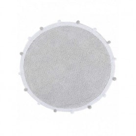 Tapis Bubbly Soft gris Lorena Canals