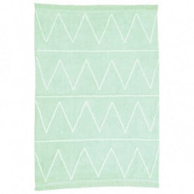 Rug Hippy mint Lorena Canals