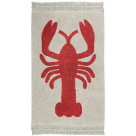 Washable Rug Lobster Lorena Canals