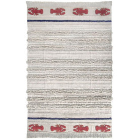 Tapis Lavable Mini Lobster XS Lorena Canals