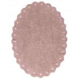 Tapis Lavable Pine Cone Vintage nude Lorena Canals