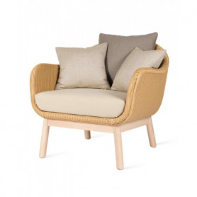 Vincent Sheppard Alex oak Lounge armchair