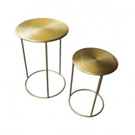 Table d'appoint Duo Chehoma
