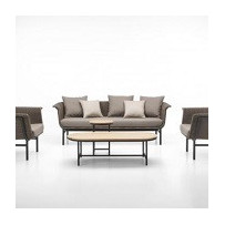 Sofas leather and fabric - déco et compagnie - buy on line at the best price