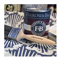 Farrow & Ball paint brushes and accessories