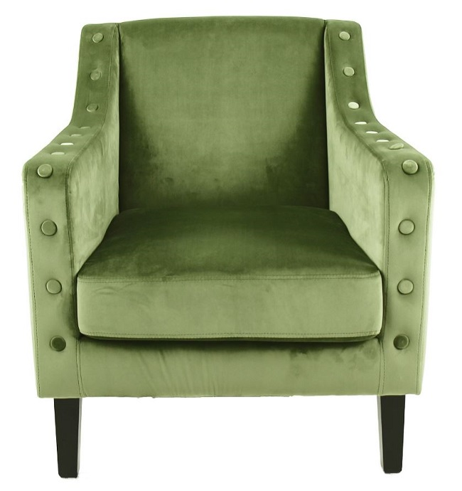 Fauteuil Almo Olive