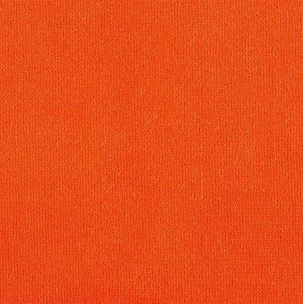tissu casamance tribeca electric orange