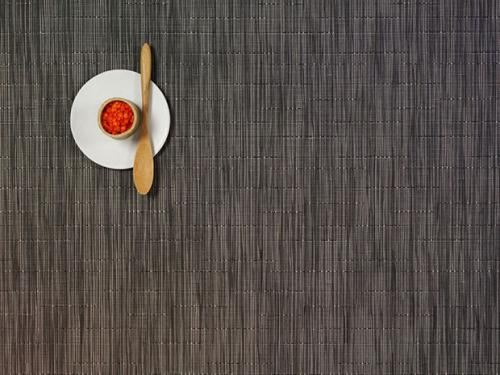 Set de table chilewich bamboo Grey Flannel