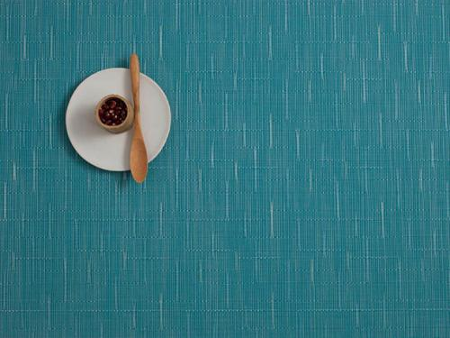 Set de table chilewich bamboo Teal