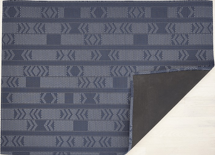 Tapis Scout Chilewich Midnight