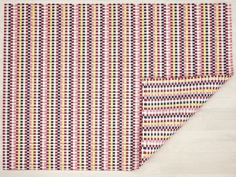 Tapis Heddle Chilewich Pansy